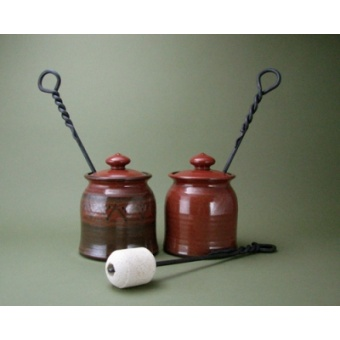 Firestarter Set Waitfield Vermont Pottery